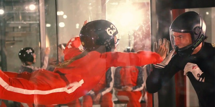 Indoor Skydiving Bottrop Image Video