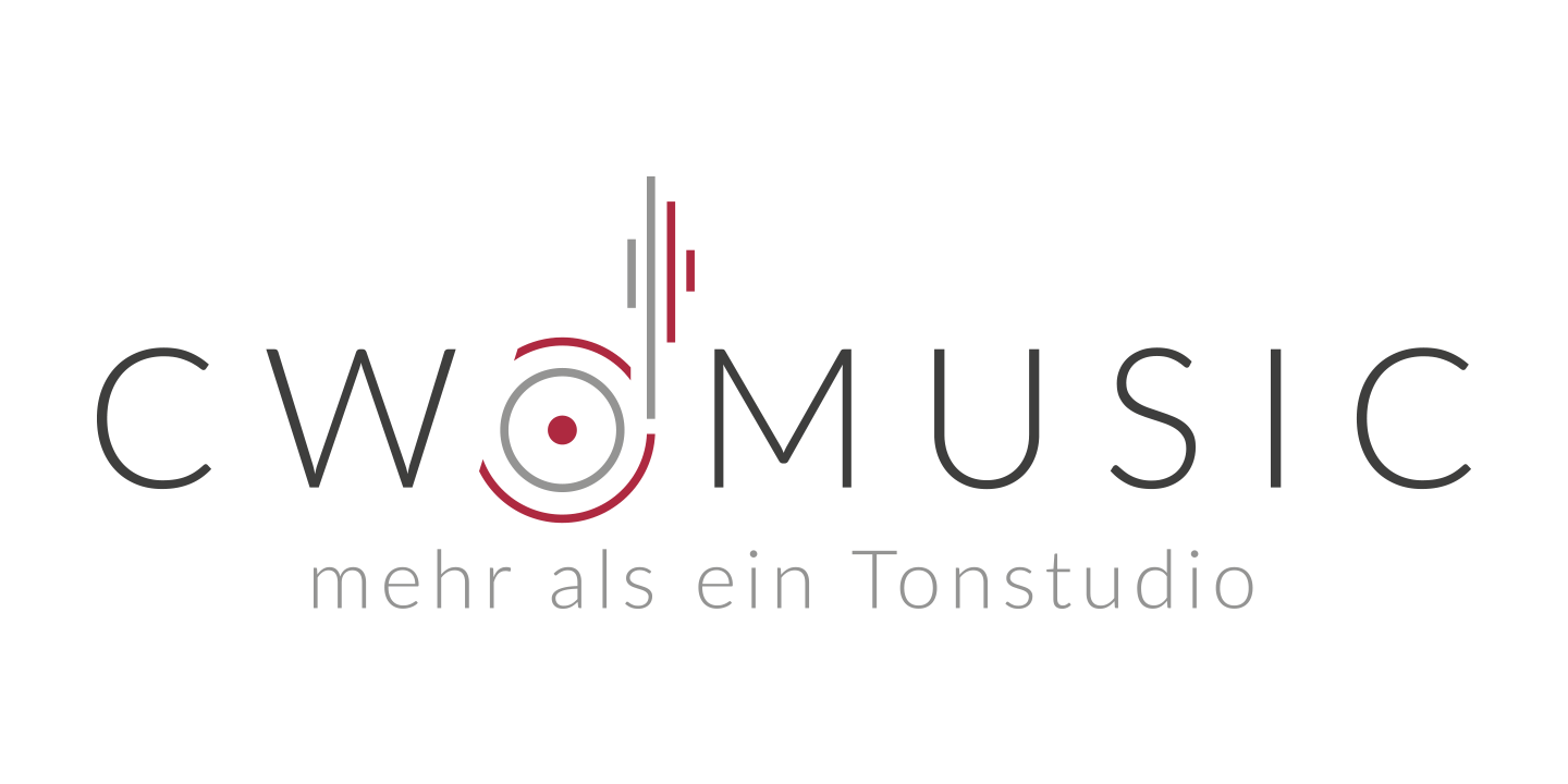 art-connect Logodesign CW-Music Tonstudio