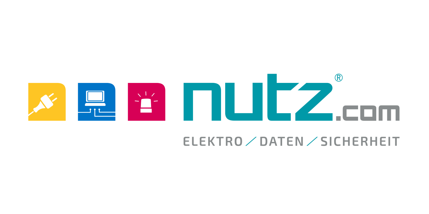 art-connect Logodesign nutz - elektro-daten-sicherheit