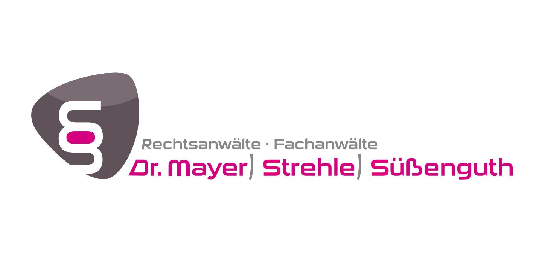 art-connect Logodesign Rechtsanwälte Fachanwälte Dr. Mayer - Strehle - Süßenguth
