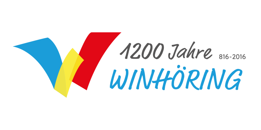 art-connect Logodesign 1200 Jahre Winhöring